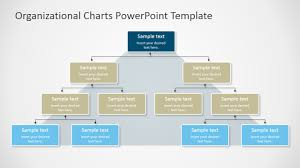 Ppt Flow Chart Template Organizational Charts Powerpoint Template Slidemodel