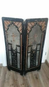 old fireplace screen room screen in art deco style netherlands part 20th