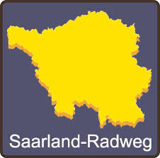 The saarland is a small federal state of germany, located in the west of the country and forming part of the german border with france and luxembourg. Saarland Radweg Tourismus Zentrale Saarland