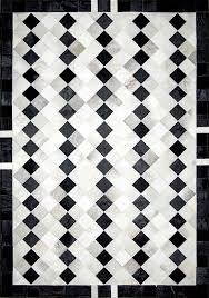 quick view ellise cowhide patchwork rug