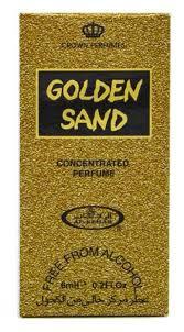 Купить <b>Масляные духи Al Rehab Golden</b> Sand, 6 мл по низкой ...
