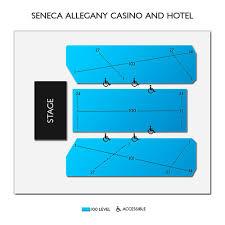 Seneca Allegany Events Center At Seneca Allegany Casino Tick