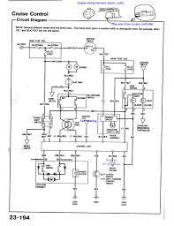 cruise control wiring honda tech here is the circuit for anyone who wants to know