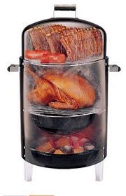 <b>Smoker Grill</b> Charcoal <b>Rotisserie Grill BBQ Barbecue</b> Slow Cooker ...