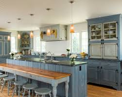 Painting Kitchen Cabinets Blue The Best Paint For Kitchen Cabinets Kitchens Cute How To Paint