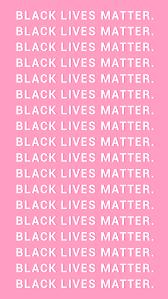 black lives matter fist hd wallpaper