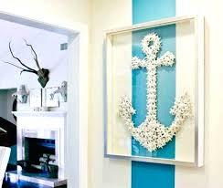 beach theme wall art themed decor with frame home interior canvas australia