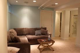 Free Finished Small Basement Ideas HXAA - Finish basement ideas
