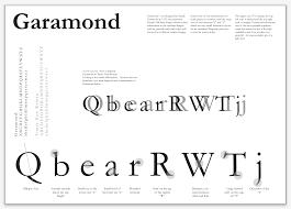 Garamond Designer Design Practice October 2012