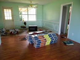 installing laminate flooring diy project
