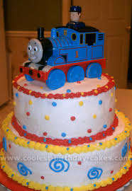 Coolest Thomas The Train Cake Photos And Ideas