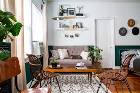 a small studio apartment gets a large