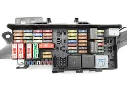 mercedes benz gl450 fuse box and relay 1645402372 hella relay block at Fuse Box And Relay
