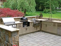 outdoor kitchen kits canada