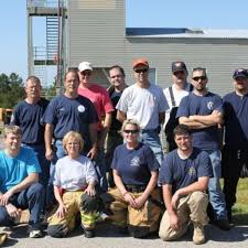12 volunteer firefighters level up | Local News | meridianstar.com
