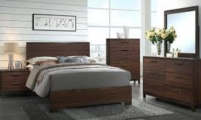 Bed Frames King Queen Size Flat Bed Frame King Platform Bed No ...