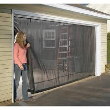 garage door screensShelterLogic 16x8 Garage Door Screen  184889 Pest Control at