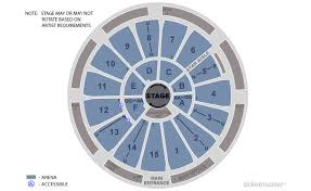 H Town Arena Theatre Seating Chart Tickets Gladys Knight Houston Tx At Ticketmaster