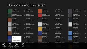 Humbrol Paint Conversion Chart Revell Humbrol Paint Converter For Windows 10 Free Download On