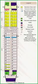 Airbus Seating Chart Non Profit Saa Frequent Flyer Number South African Airways