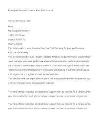 Job Termination Appeal Letter Dismissal For Employee Sample