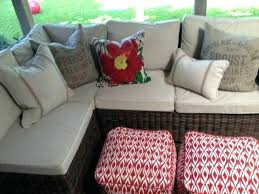 patio pier one patio furniture reviews chairs mahogany brown dining our outdoor sectional 1 belleville