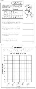 Bar Graph Worksheets 4th Grade