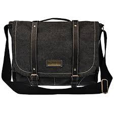 details about c leathers 15 laptop messenger bag for men and women leather briefcase shoulder