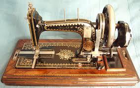 Antique German Sewing Machine Brands