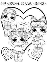 Super Coloring Printables And Lol Dolls Lol Para Colorir Lol