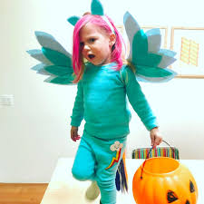 rainbow dash little pony diy kids costume