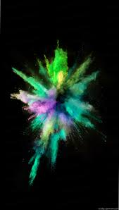 Color Burst Wallpaper posted by Ethan ...