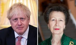 Boris Johnson's bizarre comment about Princess Anne's charity work unveiled  | Royal | News | Express.co.uk