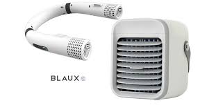 Blaux <b>Portable</b> AC + Wearable Air <b>Cooling Fan</b> Steal the Summer's ...