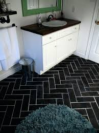 herringbone bathroom floor luxury vinyl tile ceramic grout installing stainmaster with