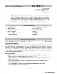 Healthcare Administrative Assistant Resume Examples Resume