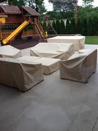 large outdoor furniture covers. Remarkable Of Grey Wooden Flooring Ideas Under Waterproof Patio Furniture Covers In Large Yard Outdoor T