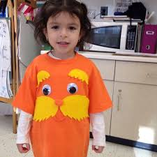 dr seuss costumes diy elegant the lorax totally taylor of 20 beautiful dr seuss costumes