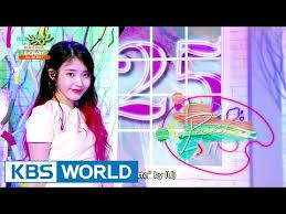 Music Bank K Chart 2017 Full Download Iu Dlwlrma Music Bank Comeback 2017 04 28