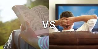 reading vs watching tv rivalry jpg  reading vs watching tv essays