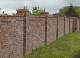 Small Picture I had a brick fence until the May 31 Oklahoma winds blew it down