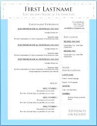 Word 2013 Resume Templates Adorable Word 28 Resume Templates Gottayottico