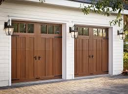 orlando craftsman style garage door traditional with medium wood outdoor wall lights and sconces doors