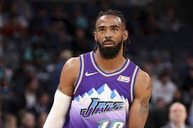Report: Jazz's Mike Conley to Miss Multiple Games with Hamstring Injury |  Bleacher Report | Latest News, Videos and Highlights