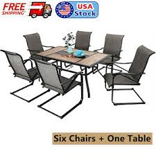 on uk 7 piece dining table