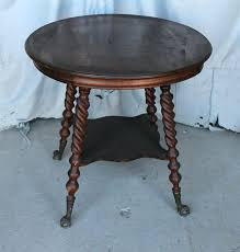 antique round oak table antique round oak table with claw feet designs antique oak dining table