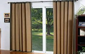 sliding glass door curtain ideas sliding glass door curtain ideas apartment therapy sliding glass door treatments