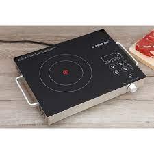 Bếp hồng ngoại cảm ứng SUNHOUSE SHD6017 - Bếp điện kết hợp