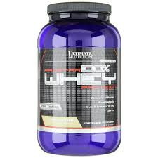 ultimate nutrition prostar 100 whey protein 2 lb vanilla creme