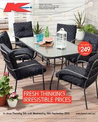 a ordable outdoor furniture kmart patio sets beautiful essential in kmart patio set